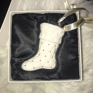 Pandora | 2012 Holiday Snow Boot Ornament